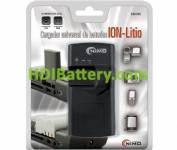 CAR258 Cargador Universal para baterías de Ion-Litio